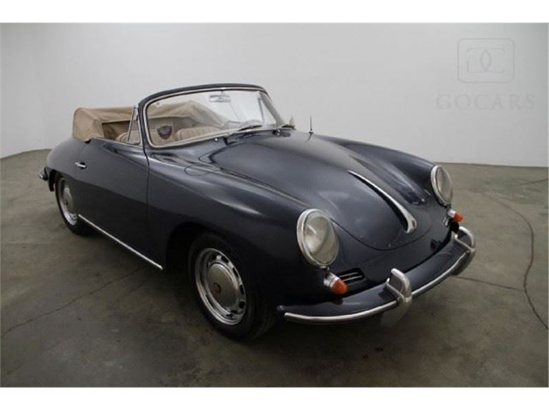 1965 Porsche 356SC for sale in Los Angeles, California 90063