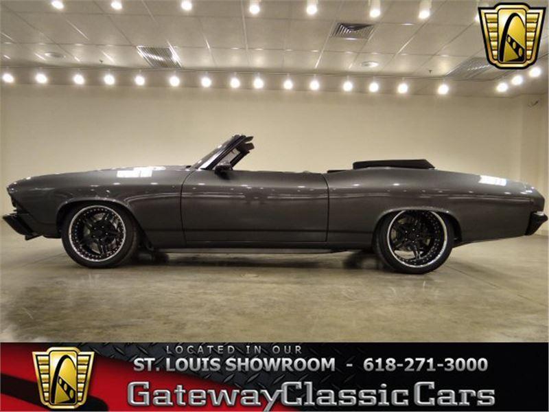 1969 Chevrolet Chevelle for sale in O'Fallon, Illinois 62269