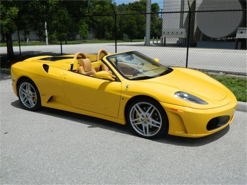 2005 Ferrari 430 for sale in Naples, Florida 34104