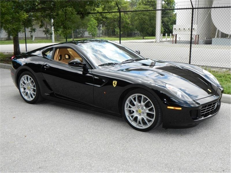 2007 Ferrari 599 for sale in Naples, Florida 34104