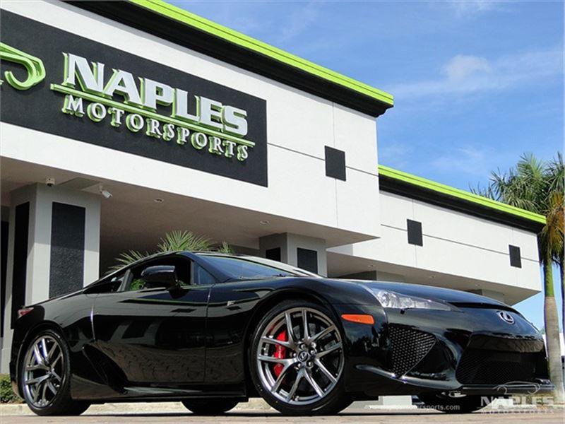 2012 Lexus LFA for sale in Naples, Florida 34104