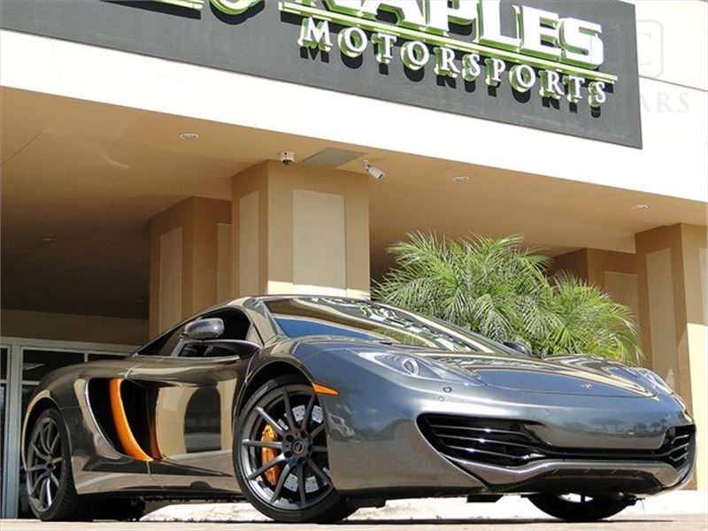 2012 McLaren MP4-12C for sale in Naples, Florida 34104