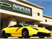 2010 Lamborghini Murcielago for sale in Naples, Florida 34104