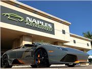 2010 Lamborghini Murcielago for sale in Naples, Florida 34104