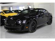 2010 Bentley Continental Supersports for sale in Burr Ridge, Illinois 60527