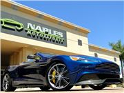 2014 Aston Martin Vanquish for sale in Naples, Florida 34104