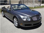 2007 Bentley Continental GT for sale in Naples, Florida 34104