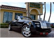 2008 Rolls-Royce Phantom Drophead Coupe for sale in Deerfield Beach, Florida 33441