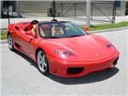 2001 Ferrari 360 for sale in Naples, Florida 34104