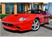 2005 Ferrari 575 SuperAmerica for sale in Deerfield Beach, Florida 33441