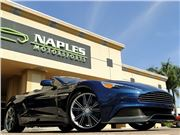 2014 Aston Martin Vanquish for sale in Naples, Florida 34104