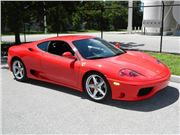 2004 Ferrari 360 for sale in Naples, Florida 34104