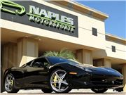2011 Ferrari 458 for sale in Naples, Florida 34104