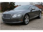 2012 Bentley Continental GT for sale in Burr Ridge, Illinois 60527